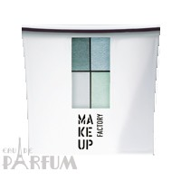 Make up Factory Набор Make Up Factory - Eye Color №34 Brilliant Turquoise/Blue Sky/Light Lilac/Smokey Blue